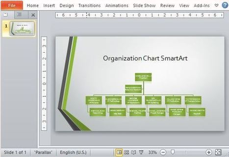 Free Org Chart In Powerpoint Presentations And Ppt