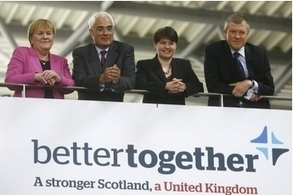 Celebrities lined up to lead fight against independence | Herald Scotland | SayYes2Scotland | Scoop.it
