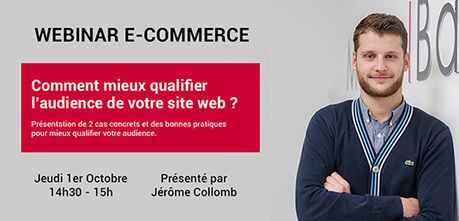 Invitation Webinar e-Commerce