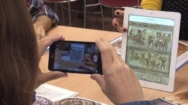 Teselas en la tableta | Cultura Clásica | Scoop.it