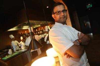 Michelin-star Indian chef Atul Kochhar on what makes Indian food, and more - gulfnews.com | Diary of a serial foodie | Scoop.it