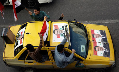 Most Syrians back President Assad, but you'd never know from western media | Global politics | Scoop.it
