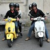 Scooters and Vespas