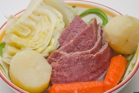 Corned Beef And Cabbage: Let's Do It Right! | Eco Living, Marketing, News | Scoop.it