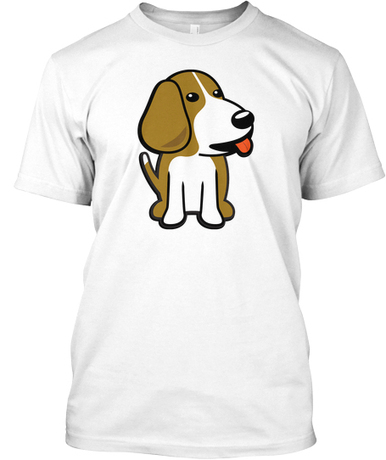 BeagleBoard Dog Shirt (White) | Raspberry Pi | Scoop.it