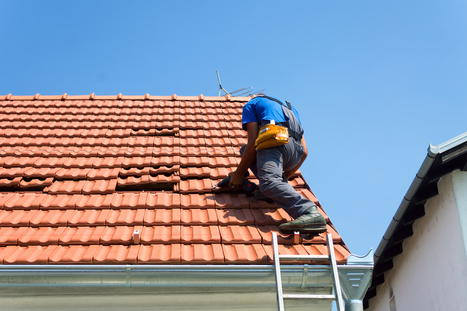 roof leak repairs in Melbourne