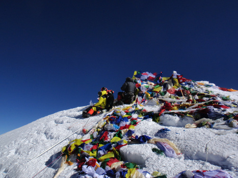 Nepal To Clamp Down On Everest Expeditions : NPR | Geography Teaching | Scoop.it