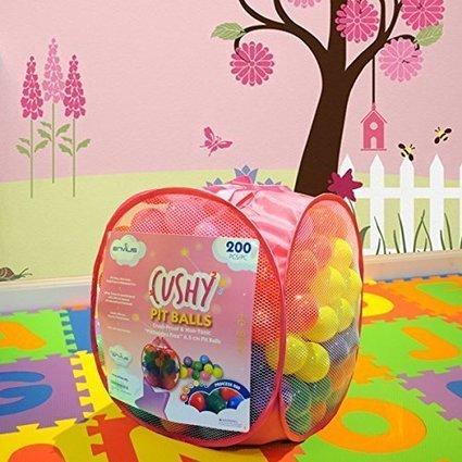 6c7d99f2858 EnviUs Cushy Pit Balls - Princess 200
