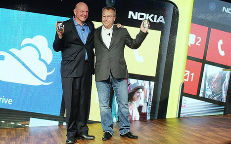 Microsoft buys Nokia mobile business to challenge Apple and Google - Telegraph | Buss3 | Scoop.it