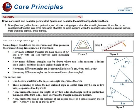 """CCSSI Mathematics investigates the use of """"tools"""" in the #commoncore math standards #mathchat 