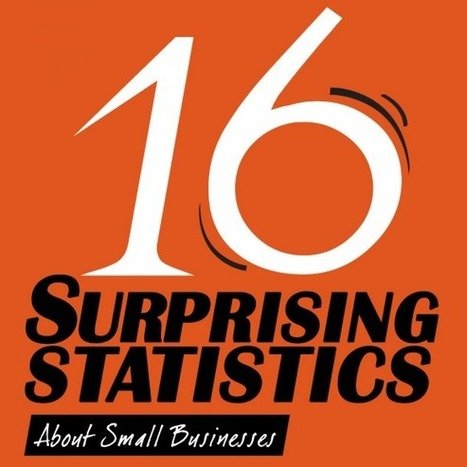 16 Surprising Small Business Statistics [Infographic] | News | eZanga.com | Online Marketing | Scoop.it