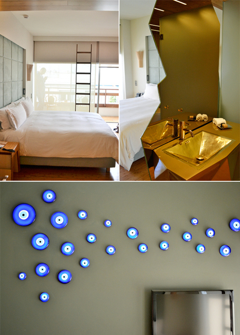 Happy Interior Blog: From Place To Space: New Hotel, Athens | Interior Design & Decoration | Scoop.it