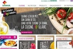 Influence : Lesieur crée un site de conseils culinaires intitulé La Cuisine Populaire | #Langues, #cultures, #Culture organisationnelle,  #Sémiotique,#Cross media, #Cross Cultural, # Relations interculturelles, # Web Design | Scoop.it