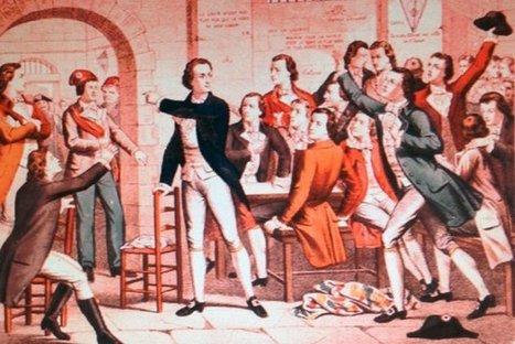 1791, de brillants orateurs bordelais prennent le pouvoir, « les Girondins » …   Bordeaux Gazette   Scoop.it