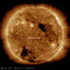 Watch the sun through the SDO (Solar Dynamic Observatory) | Good news from the Stars | Scoop.it