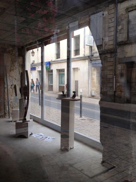 Exposition permanente des sculptures Philipp au 27 rue Victor Hugo | Vitrines d'art à Sainte Foy la Grande - 2013 | Scoop.it