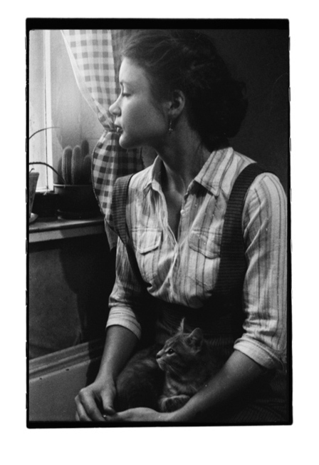 Rooms Magazine » Mariya Ustymenko | black and white film photo | Scoop.it