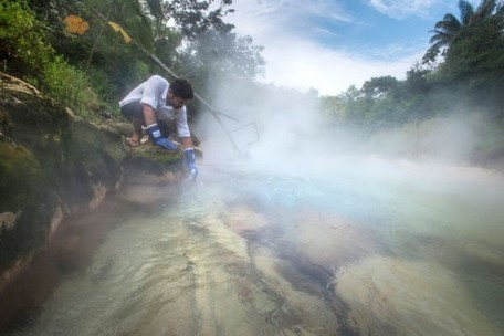 Boiling river of Amazon legend discovered in the rainforest, and it's in danger | Biodiversity protection | Scoop.it
