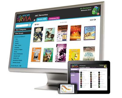 Ebook toolkit: Mackin VIA — The Digital Shift   21st Century Library Media   Scoop.it