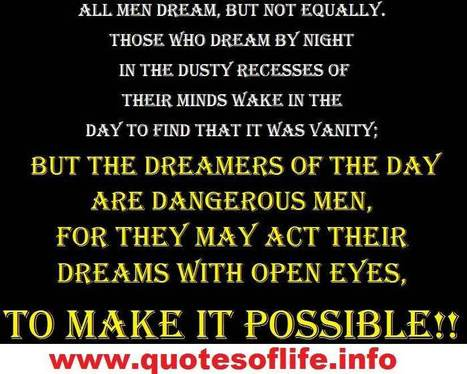 Day Dreamers In Quotes Scoopit