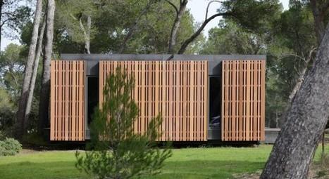 Pop-Up House by Multipod Studio | Le flux d'Infogreen.lu | Scoop.it