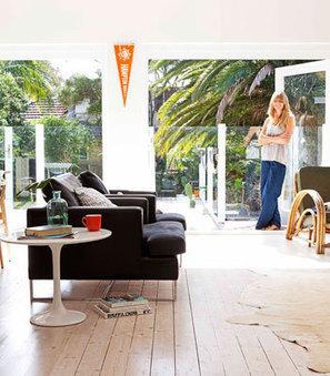 Une vieille maison joliement rénovée à Sydney | DecoCrush blog déco, idées déco | décoration & déco | Scoop.it