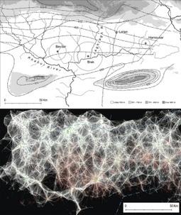 The Footprints of Ancient Civilization, Seen from Space - Blog of the ... | Ancient Civilization | Scoop.it