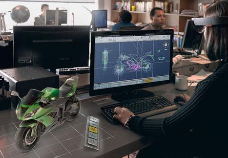 HoloLens: claves de la revolución de realidad aumentada | E-learning del futuro | Scoop.it