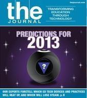 5 K-12 Technology Trends to Watch in 2013 -- THE Journal | Teaching library Tools | Scoop.it