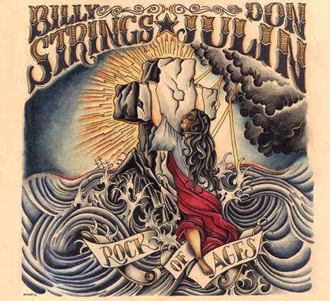 WNMC Favorites from 2013: Billy Strings & Don Julin, Rock of Ages | WNMC Music | Scoop.it