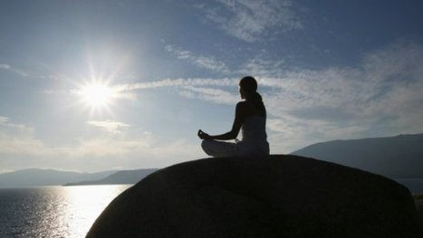 Meditação ganha, enfim, aval científico | Science & Technology Topics | Scoop.it