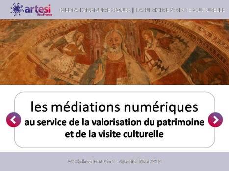 Les médiations numériques au service de la valorisation du patrimoire et de la visite culturelle - la vidéothèque Corse Numerique   Archéologie et Patrimoine   Scoop.it