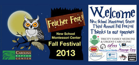 """Fall Festival 2013 will be a """"Feather Fest""""! 