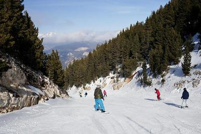 ESPAGNE - Les stations de ski des Pyrénées devraient ouvrir en décembre