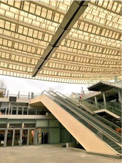 Canopée Définition Architecture