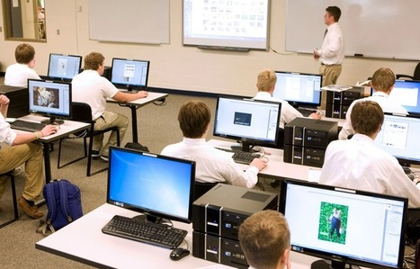 How To Properly Integrate Education Technology - Edudemic | Educational Technology PD | Scoop.it