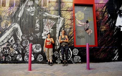 Marseille : un premier festival de street art et une galerie à ciel ouvert | Les princesses de Marie | Scoop.it