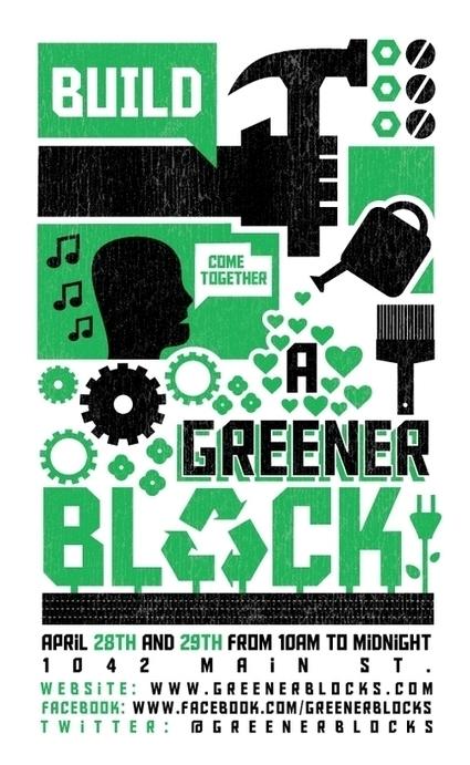Build a Greener Block Las Vegas April 28 & 29 - PLEASE FORWARD - LVHelpGro | Yellow Boat Social Entrepreneurism | Scoop.it