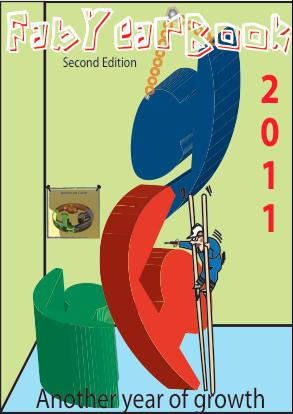 FabYearBook 2011 | FabLab | Scoop.it