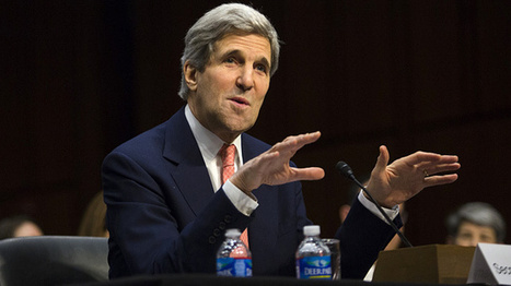 Kerry says he hasn't prejudged Keystone | Keystone XL: Affairs of State | Scoop.it