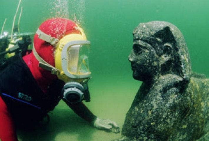Archaeologist calls for first underwater museum in Egypt | The Archaeology News Network | Kiosque du monde : Afrique | Scoop.it