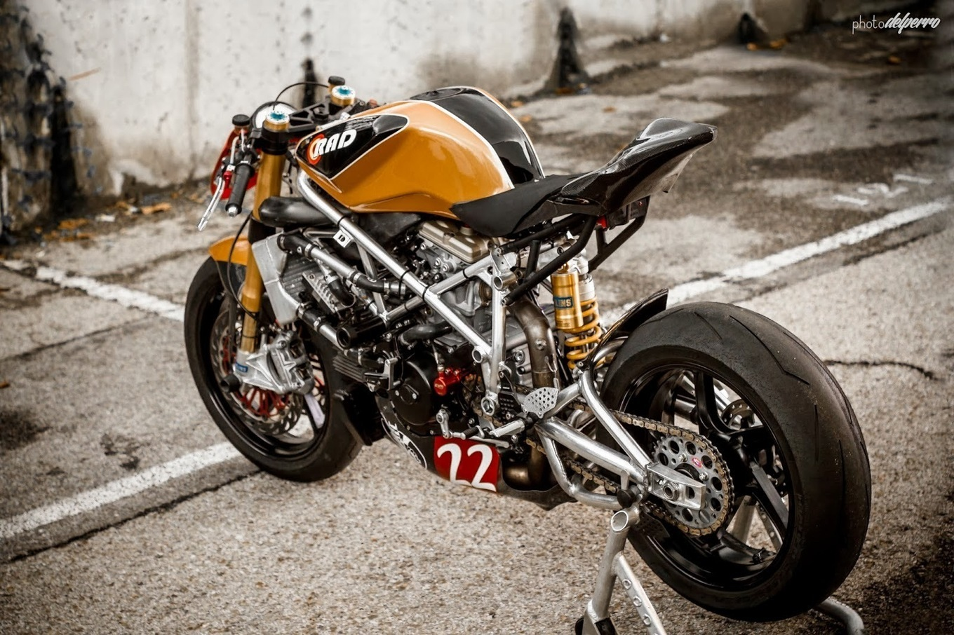 Termignoni Exhaust Ducati Monster Sr