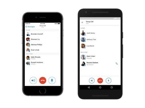 Facebook Rolls Out Group Calling Via Messenger | Social Media Marketing Superstars | Scoop.it