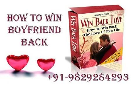 steps to get your ex boyfriend back