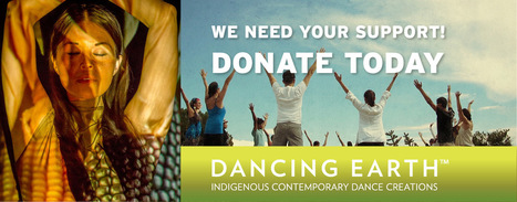 Donate – Dancing Earth | Community Village Daily | Scoop.it