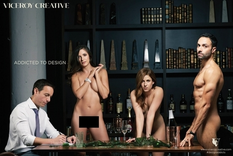 Why These Agency Execs Went Through Hell to Get Naked in These Ads (SFW)   Adweek   Google Plus Business Pages   Scoop.it