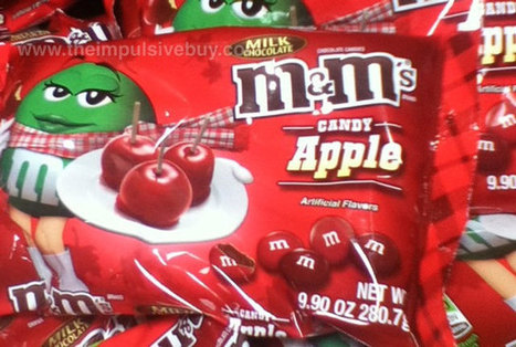 Candy Apple-Flavored M&Ms Exist For Some Reason   Troy West's Radio Show Prep   Scoop.it