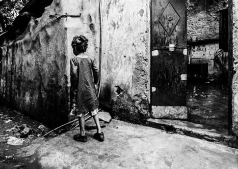 Le voyage d'un jeune artiste de rue à travers l'Inde | Serge Bouvet, photographe reporter | BLACK AND WHITE | Scoop.it