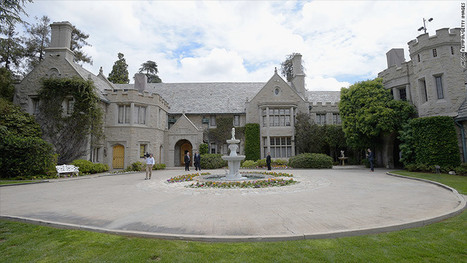 Playboy Mansion sold for $100 million | Property Finance & Investment | Scoop.it