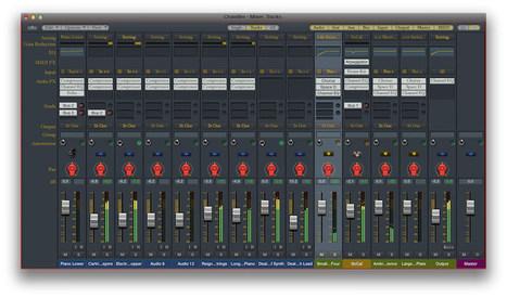 Tip - Logic Pro X Skins - How To Modify The GUI | G-Tips: Logic Pro | Scoop.it